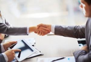 Handshake - Business Consulting